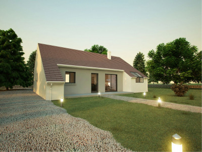 Vente - Terrain - 382 m2 - Itteville - Photo