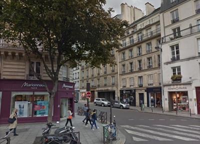 Cession de bail - Boutique 1 pièces - 10 m2 - Paris 6ème - Photo