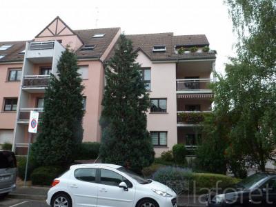 Location appartement Mittelhausbergen