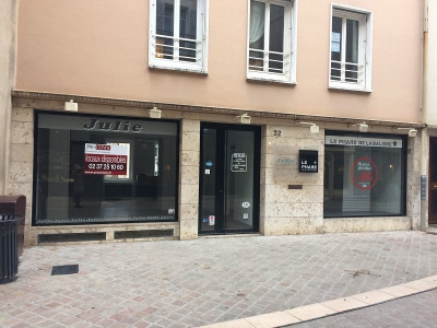 Location Boutique Chartres