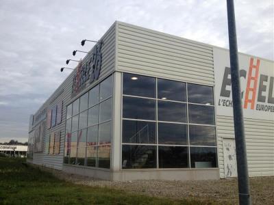 Location Local d'activités / Entrepôt Saint-Marcel-lès-Valence