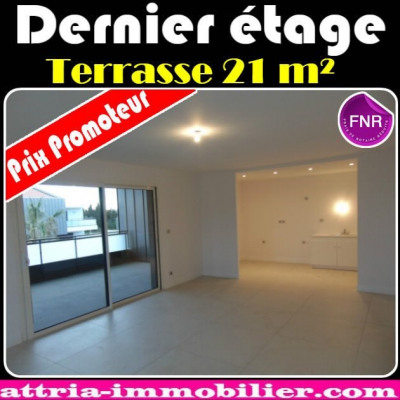 Vente appartement Lattes