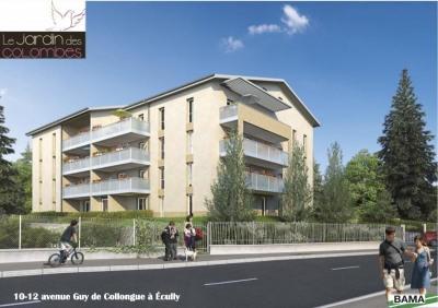 vente neuf Programme Écully
