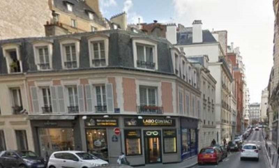 Location Boutique Paris 16ème