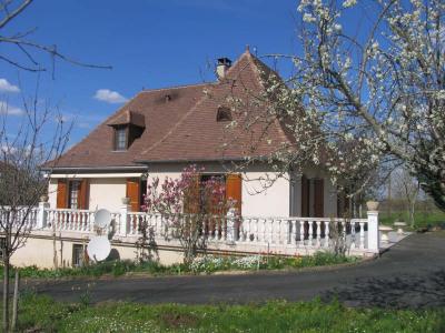 Maison terrain 4266 m²