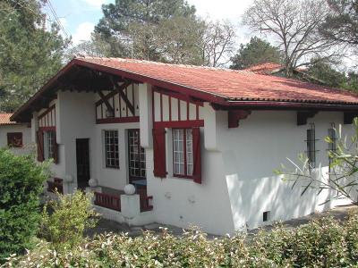 Villa basco landaise en lac et mer