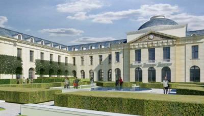 Vente Bureau Versailles