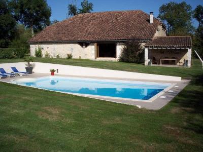 Maison de charme piscine