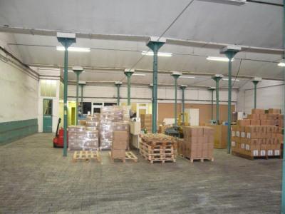 Location Local d'activités / Entrepôt Barentin