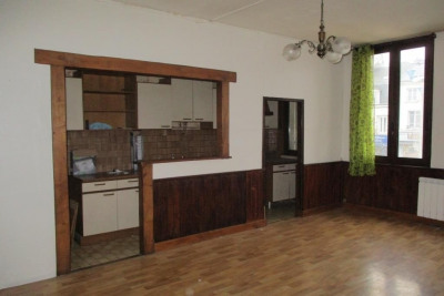Apartment Floor 2, General condition Good, Kitchen Open plan