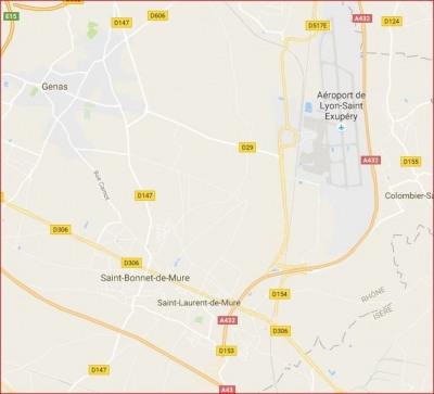Vente Local d'activités / Entrepôt Saint-Laurent-de-Mure