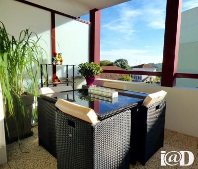 Vente Appartement 3 pièces Bayonne-(64 m2)-196 500 ?