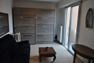 Appartement type studio - CORNICHE STE ROSALIE
