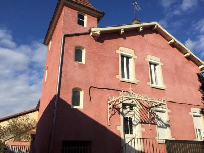 MAISON DE VILLAGE NIVOLAS VERMELLE - 6 pièce(s) - 122 m2