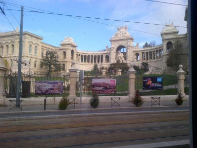 Vente Bureau Marseille 4ème