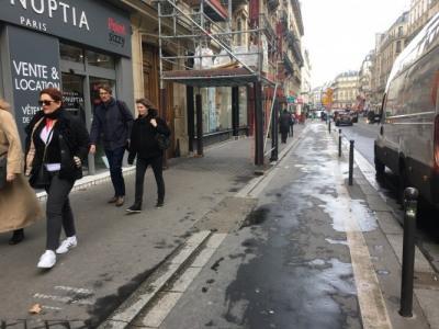 Vente Local commercial Paris 8ème