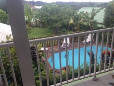 VILLA F12 avec piscine et SPA Ste Rose