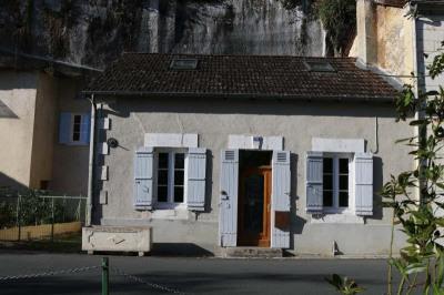 Maison et grotte