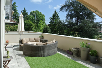 Appartement T2 avec terrasse de 51,10 m²