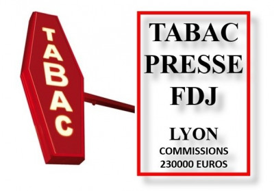 Fonds de commerce Tabac - Presse - Loto Paris 4ème