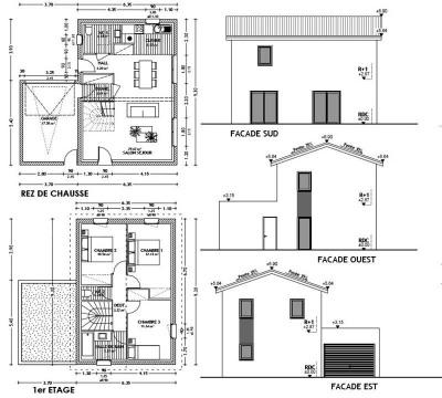 Vente maison / villa Villefranche sur Saône (69400)