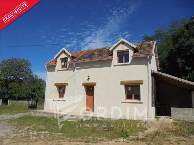 Maison ancienne neuvy sur loire - 4 pièce (s) - 71 m²