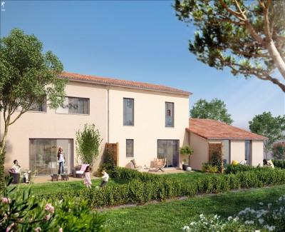 Villa neuve T4 cugnaux