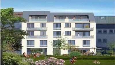 Sale apartment Suresnes 440000€ - Picture 1