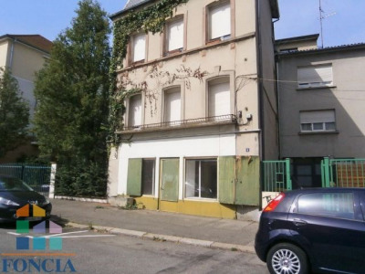 Vente Local commercial Mulhouse