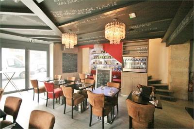 Fonds de commerce Café - Hôtel - Restaurant Marseille 7ème