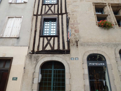 Appartement T1 ancien