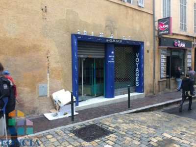 Location Local commercial Aix-en-Provence