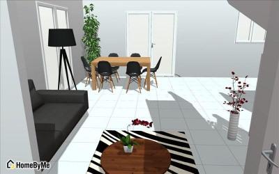 Casa 4 piezas