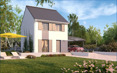 Maison + Terrain 5 pièces Villejust (91140)