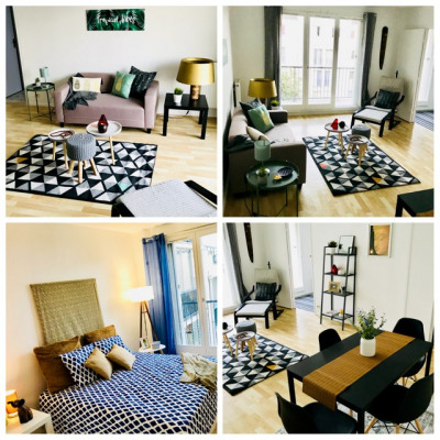 Appartement Sannois 2 pièce (s) 46 m²