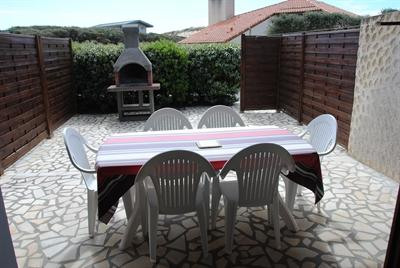Location vacances maison / villa Hossegor 570€ - Photo 1