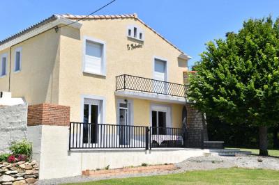 Spacieuse villa (163m²) sur 2.200m² clos