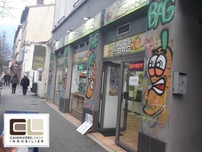 Lyon Vaise - Commerce snack 53 m²