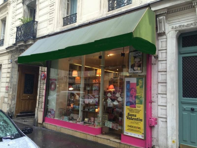 Location Boutique Paris 14ème