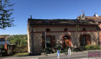 Exclusivité centre de montrabe-maison ancienne