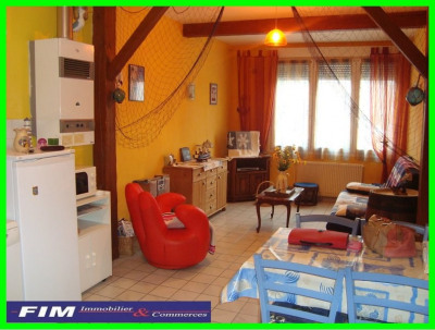 Bel appartement de 46 m² 2 chambres séjour en parfait état