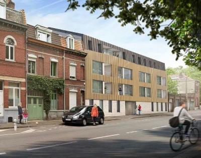 Appartement Résidence, rue du ballon (La madeleine)