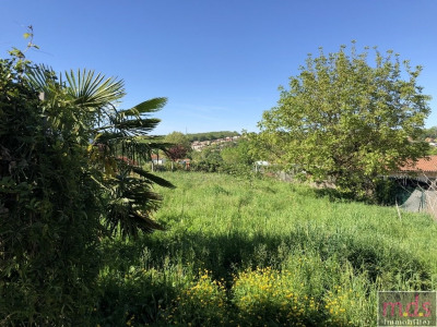 Exclusivité centre montrabe, terrain de 530 m²