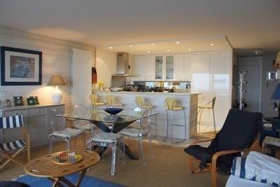 Vermietung von ferienwohnung wohnung Le touquet paris plage 760€ - Fotografie 3
