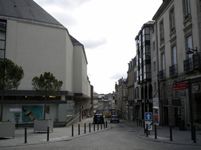 Location Boutique Vannes