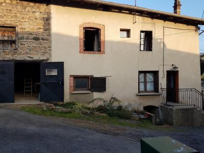 Maison avec extérieur et possibilité d'agrandissement