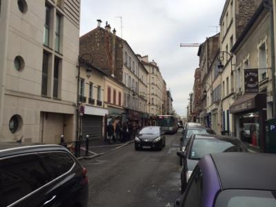 Location Boutique Puteaux