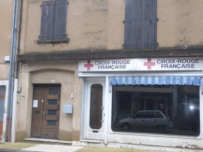 Local commercial Puy l'Eveque