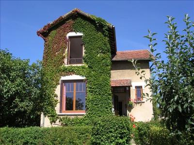 Maison ancienne auxerre - 4 pièce (s) - 80 m²