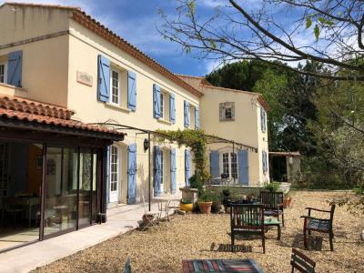 Vente maison proche Avignon, campagne